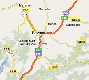 Bolzano hotel for Soggiorno carabinieri merano